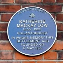 Katherine Mackay Low