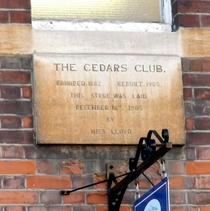 The Cedars Club