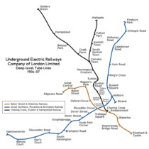 Underground Electric Railways of London