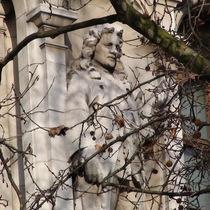 V&A façade - Gibbons
