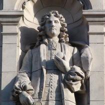 V&A façade - Tompion