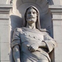 V&A façade - Torel