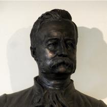 Henry Charles Stephens - bust