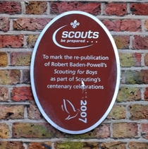 Scouting for boys re-published