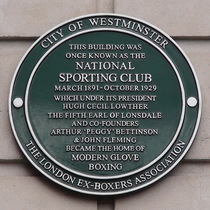 National Sporting Club