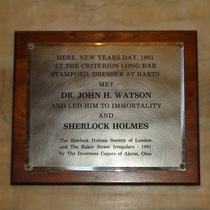 Holmes & Watson - Criterion
