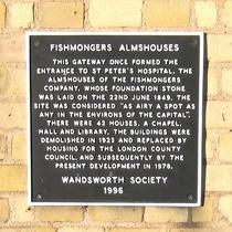 Fishmongers' Almshouses