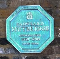 Eadweard Muybridge - Royal Photographic Society