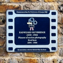 Eadweard Muybridge - British Film Institute
