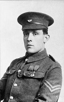 Lance Corporal Frederick Holmes