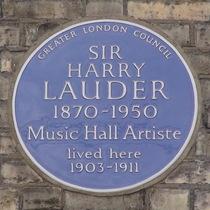 Sir Harry Lauder