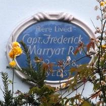 Captain Frederick Marryat - Wimbledon