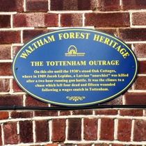 Tottenham Outrage - Woodford