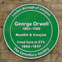 Orwell - Islington - corrected