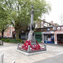 Bermondsey war memorial