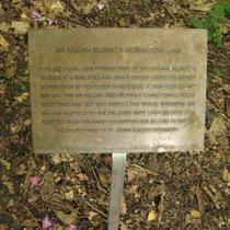 W. S. Gilbert's death