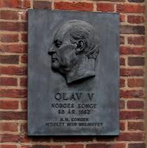 King Olav V of Norway