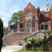 Harrow School - Miller gates + Grenfell terraces