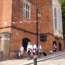 Harrow Old Schools + Shaftesbury