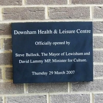 Downham Health and Leisure Centre opening