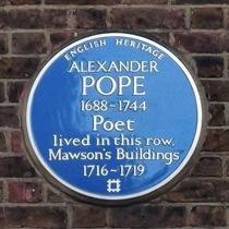 Alexander Pope - W4