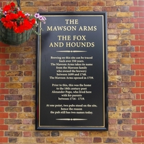 Mawson Arms and Fox and Hounds