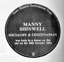 Manny Shinwell