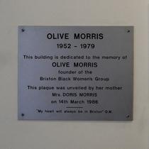 Olive Morris 1