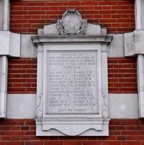 Lambeth war memorial - WW1