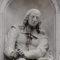 Milton statue - Hammersmith