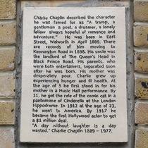 Chaplin - Lambeth Walk