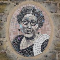Morley mosaics - WBR - Lilian Baylis