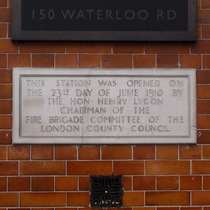 Waterloo Road Fire Station
