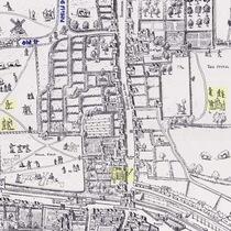 Artillery Gardens in Spitalfields