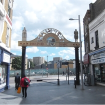 Beresford Square and Woolwich Market