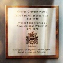 George Croydon Marks