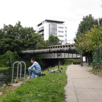 Northern Outfall Sewer - River Lea