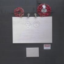 Charlton Athletic F.C. war memorials