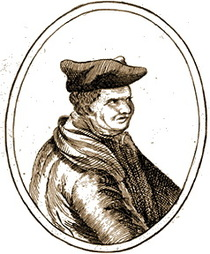 Bishop Edmund Bonner