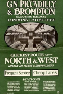 The Great Northern, Piccadilly and Brompton Railway