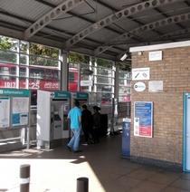 Docklands Light Railway extension to Lewisham - Lewisham