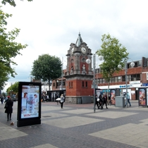 Bexleyheath Clock Tower