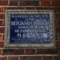 Benjamin Waugh - N14