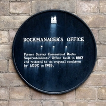 Surrey Docks Manager's Office