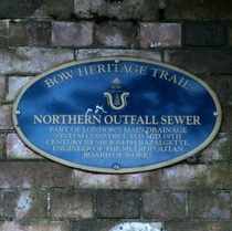 Northern Outfall Sewer - Dace Road
