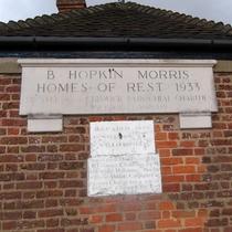 Hopkin Morris cottages