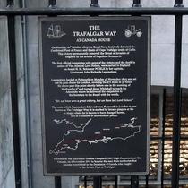 The Trafalgar Way - Canada House