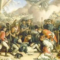 Foreign nationals at the Battle of Trafalgar