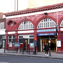 Chalk Farm Station