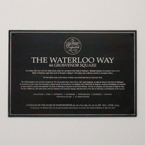 The Waterloo Way - Grosvenor Square